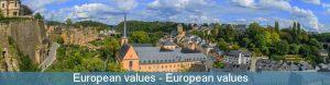 European values / mládežícka výmena s ADEL
