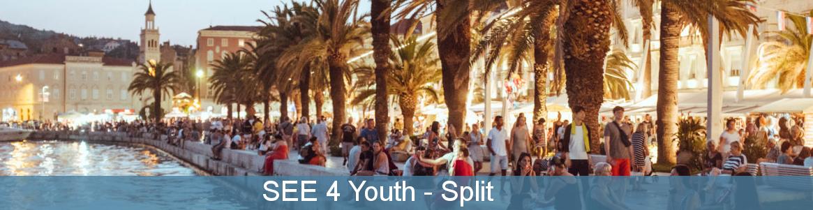 Tréning Erasmus v Splite