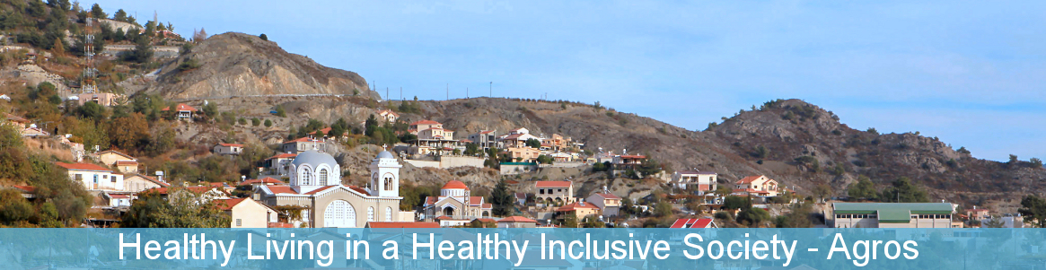 Healthy Living in a Healthy Inclusive Society