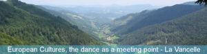 European Cultures, the dance as a meeting point - La Vancelle