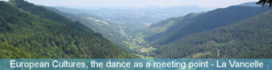 European Cultures, the dance as a meeting point - La Vancelle