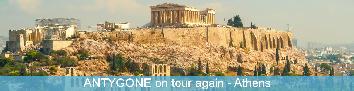 ANTYGONE ON TOUR AGAIN