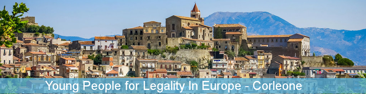 Young People for Legality In Europe / corleone