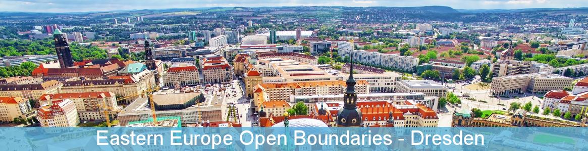 Eastern Europe Open Boundaries - workshop in Dresden