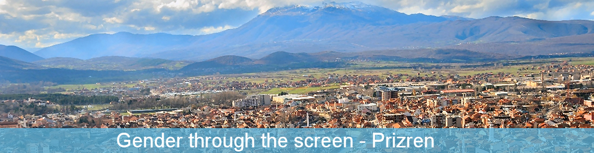 Gender through the screen Prizren