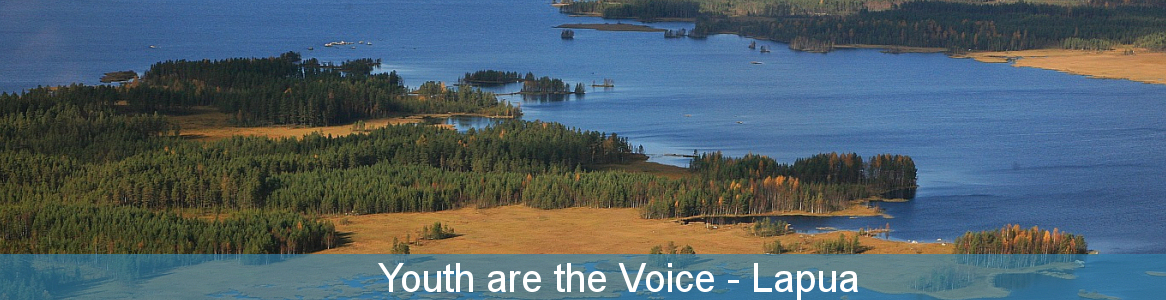 Youth are the Voice lapua