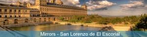mirrors - San Lorenzo de El Escorial