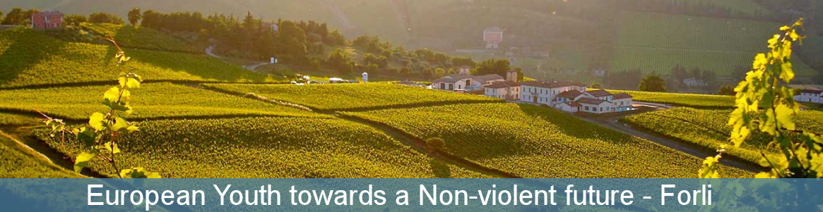 European Youth towards a Non-violent future / forli
