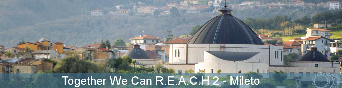 Together We Can R.E.A.C.H 2 mileto