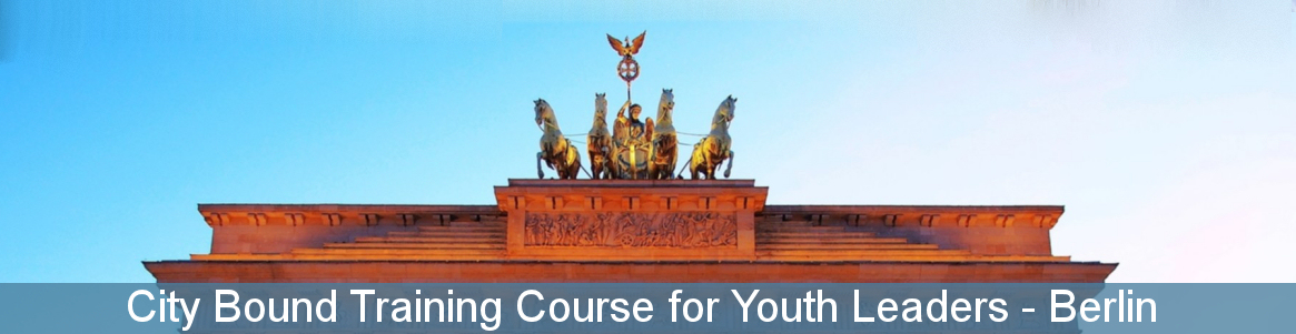 City Bound Training Course for Youth Leaders