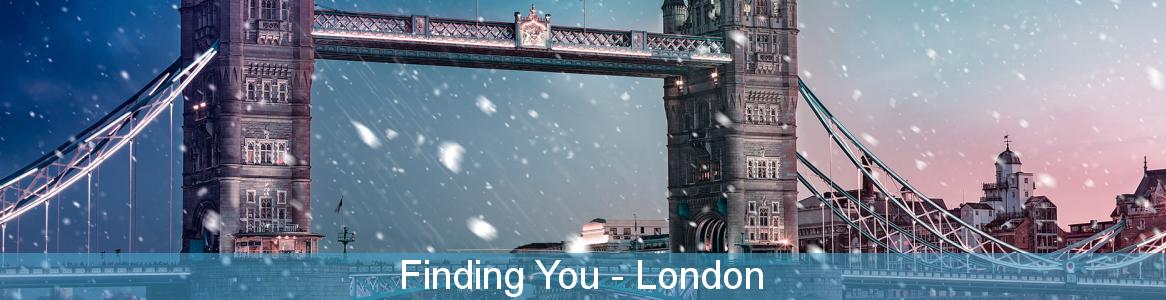 Mládežnícka výmena - Finding You