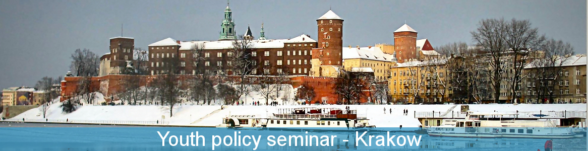 Youth Policy Seminar - Krakow