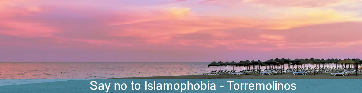 """Say no to Islamophobia"""