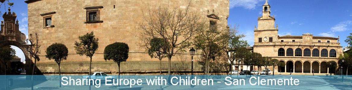 Sharing Europe with Children