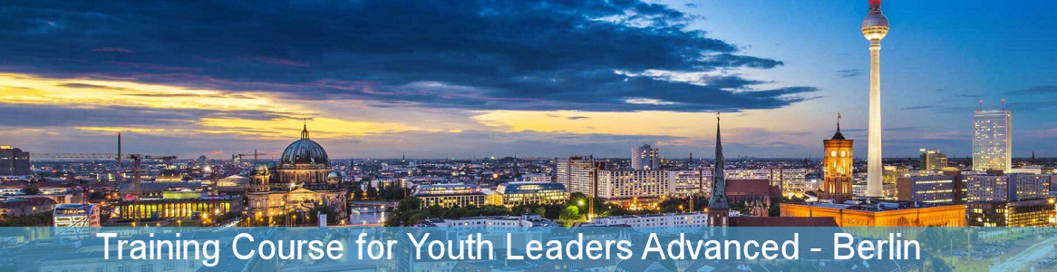 Training Course for Youth Leaders - Advanced