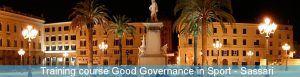 Training course Good Governance in Sport