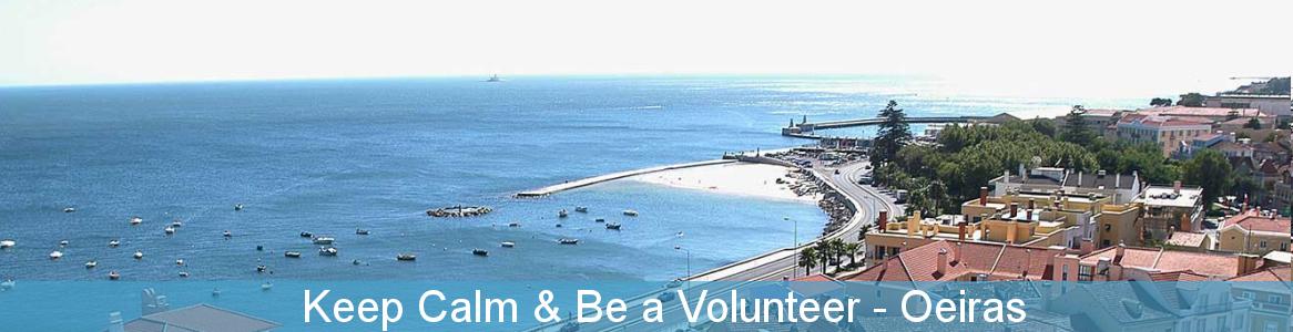 Keep Calm & Be a Volunteer