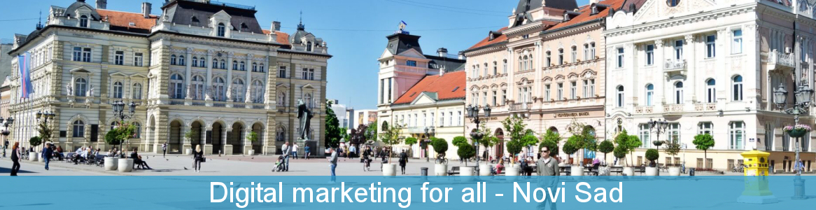 Digital marketing for all