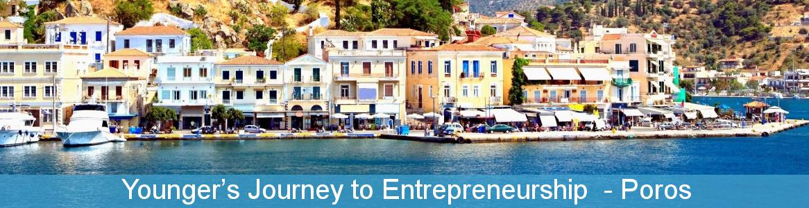 Younger's Journey to Entrepreneurship