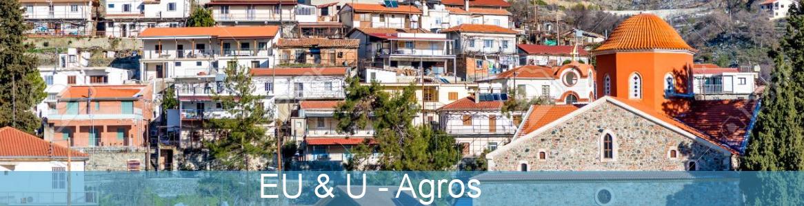 EU & U - youth exchange in Cyprus with Adel Slovakia