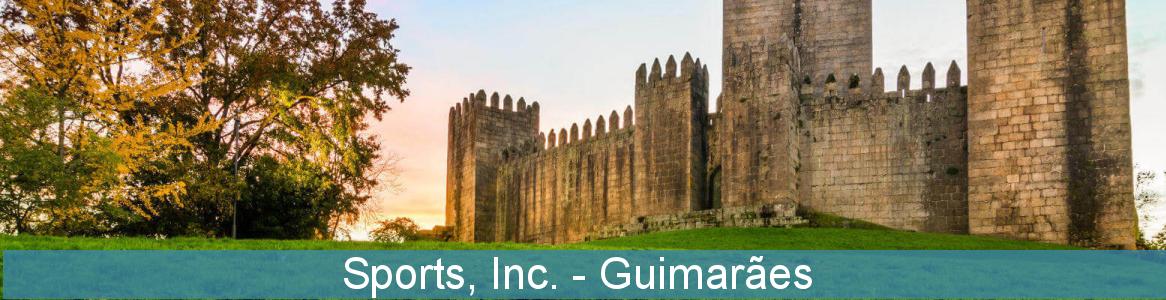 Sports, Inc. - mládežnícka výmena v Portugalsku