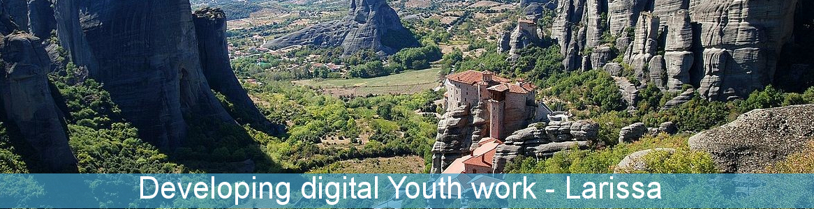 Developing digital youth work