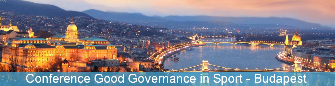 Conference Good Governance in Sport