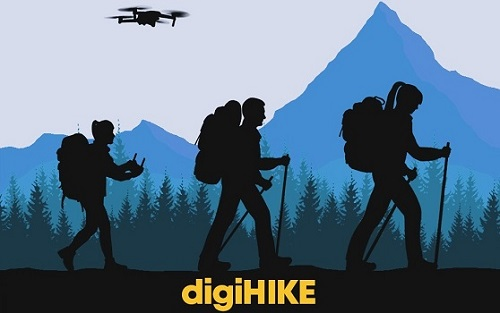 Youth Hiking in the Digital Age