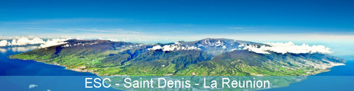 ESC - Saint Denis - La Reunion