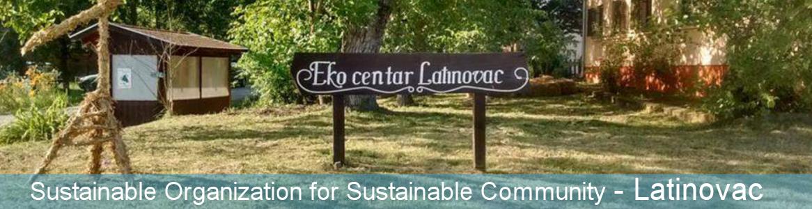Sustainable Organization for Sustainable Community