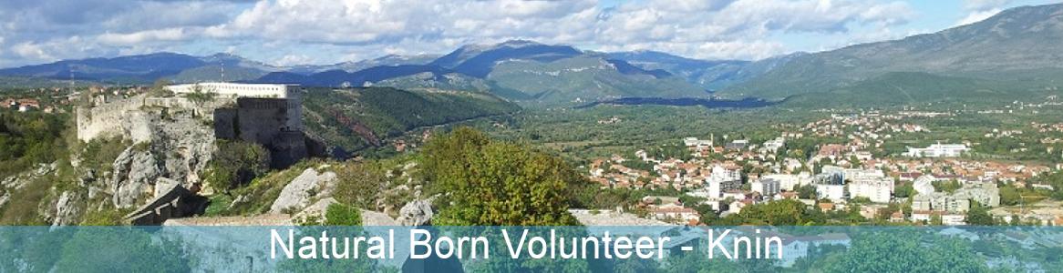 Natural Born Volunteer