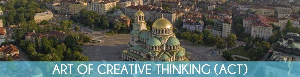 ART OF CREATIVE THINKING (ATC)