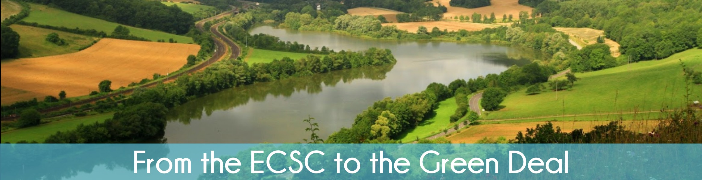 From the ECSC to the Green Deal