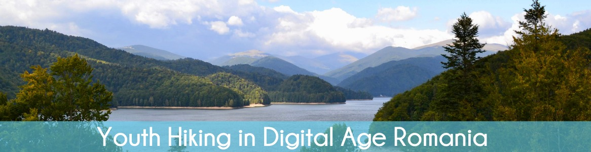 Youth Hiking in Digital Age Romania