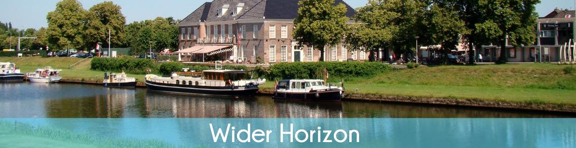 Wider Horizon